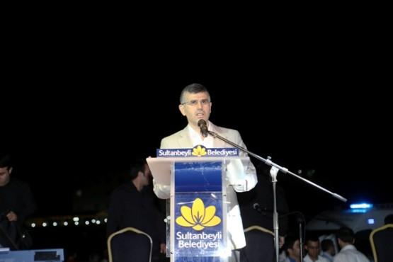 Sultanbeyli İftar Programı, 2014