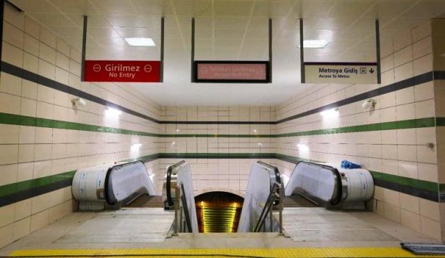 Ümraniye Metrosu Fotoları, 2016