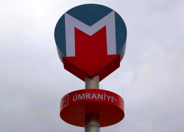 Ümraniye Metro Fotoları, 2016