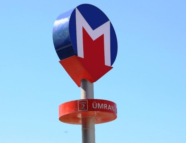 Ümraniye Metrosu Fotoları 2017