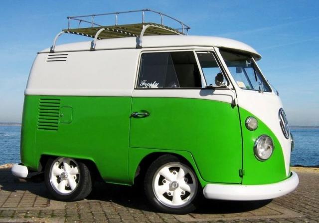 Volkswagen Küçük Münübüs Modelleri