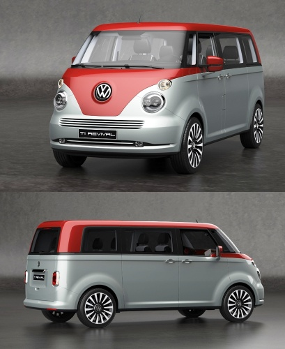 Volkswagen Panelvan Modelleri, 2017