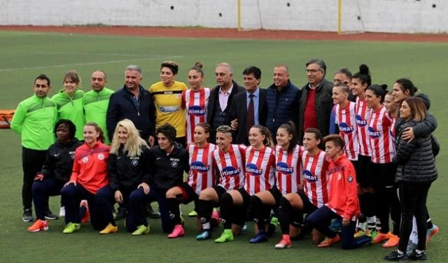 Ataşehir Belediyesi Bayan Futbol Takımı 2017