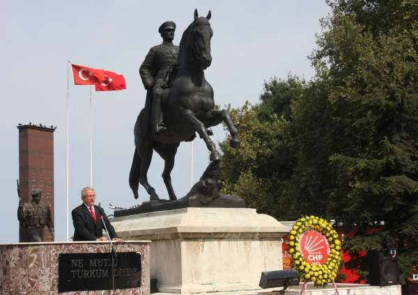 CHP 88. kuruluş yıldönümü Zonguldak