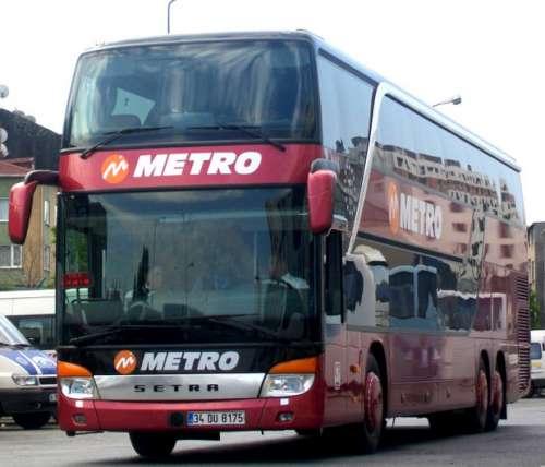 Otobus Firmalari Firmalari Metro Turizm Bilet Satis