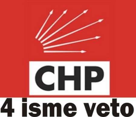 CHP'de 41 geri dönüş başvurusundan 4'ü reddedildi...