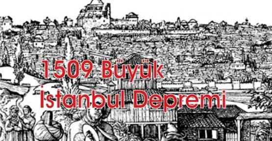 Büyük İstanbul Depremi 1509