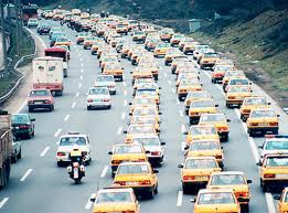 Taksi ve minibüslerde yeni dönem