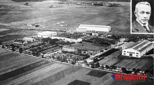 İlk Türk Savaş Uçağı ve Kayseri Uçak Fabrikası