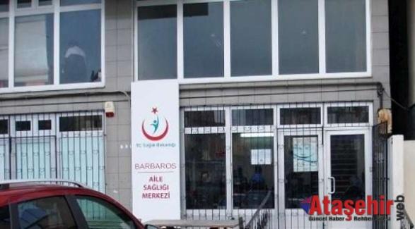 Barbaros Sağlık Ocağı,   8 Nolu Aile Sağlığı Merkezi