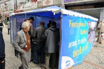 Vatandaş Fevzi Çakmak Caddesi'ni trafiğe kapalı istiyor