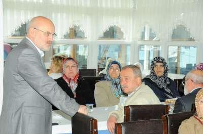 Beykoz Belediyesi Şehit Annelerini ağırladı