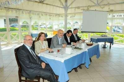 Beykoz Belediye Başkanı Çelikbilek Muhtarla Buluştu