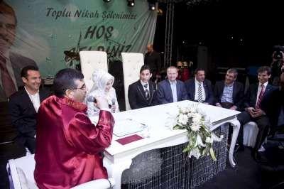 SULTANBEYLİ'DE ŞÖLEN GECESİ