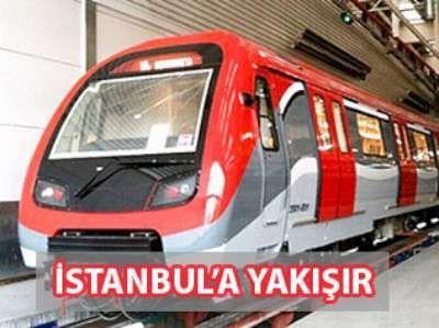 Kadıköy-Kartal Metrosunun Test Sürüşünü Başbakan Yaptı