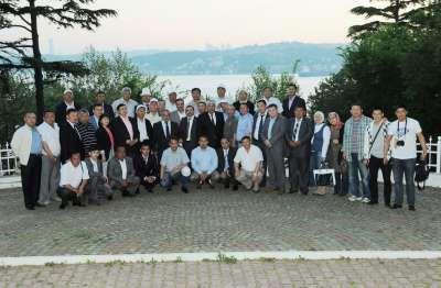 Kırgız Heyet Beykoz'da