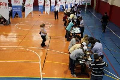 Ataşehir'in çevreci çocukları Puzzle Yarışması'nda kıyasıya yarıştı…
