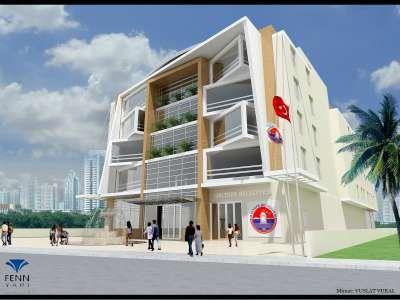 Maltepe Öğrenci konuk evleri tamamlanıyor