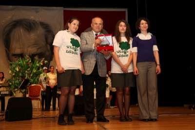 Ataşehir'de çevre ödülleri dağıtıldı