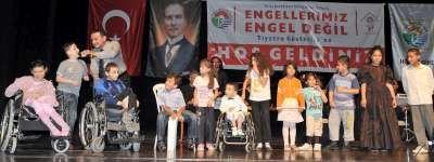 """Engelli Çocuklardan """"Çok Güzel Hareketler"""""""