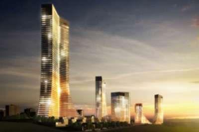 Varyap Meridian dünyanın en iyi mimarisi