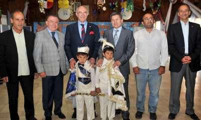 Kızılay Genel Başkanı Küçükali sünnet etkinliğine katıldı