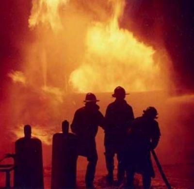 Ataşehir'de Yangın, Minik Tavşanı Yanmaktan İtfaiye Kurtardı