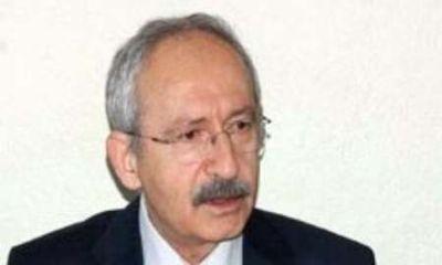 Cumhuriyet Halk Partisi Genel Başkanı Kemal Kılıçdaroğlu Ataşehir'e Geliyor