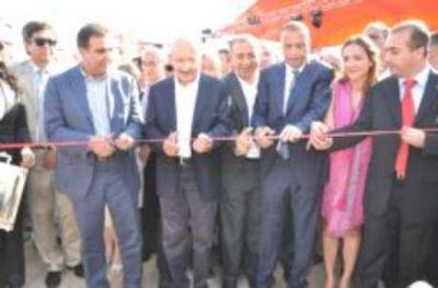 CHP Genel Başkanı Kemal Kılıçdaroğlu Ataşehir Nazım Hikmet Parkını açtı,