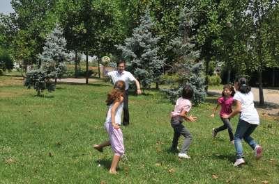 Tuzla'da Nostaljik Oyunlardan Sokak Olimpiyatları