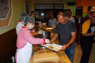 Maltepe'de modern iftar merkezleri