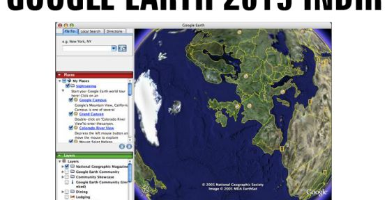 2013 Google Earth indir