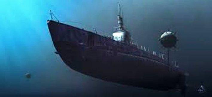 İsveç sularında 'sahipsiz' bir denizaltı bulundu