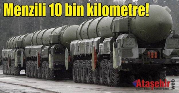 Kıtalararası balistik füze