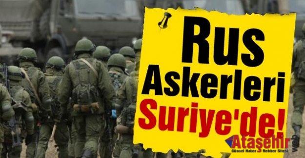 Rus askerlerin Suriye'ye gönderilmesine parlamentodan onay