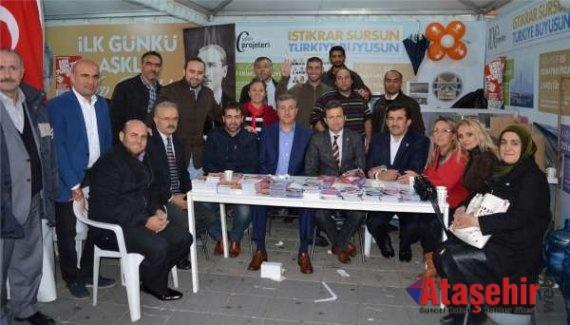 """Abubekir  Taşyürek, """"Seçimlerden zaferle çıkacağız"""""""