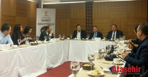 Mustafa Naim Yağcı Ataşehir'de Yüzde 46 Oy hedefliyoruz