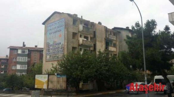 Aktifhan İnşaat Ataşehir İmar İskan Blokları'nda yıkıma başlıyor