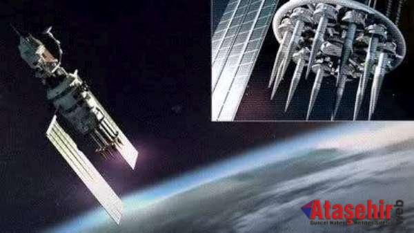 Uydu Kinetik Bombardımanı