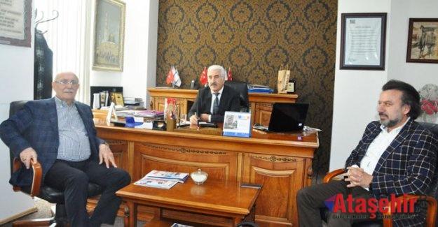 Ataşehir'de Ergaz & DKY ortaklığı
