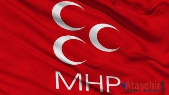 MHP Ataşehir İlçe Başkanlığına Muhammet Sadun Bizel Getirildi
