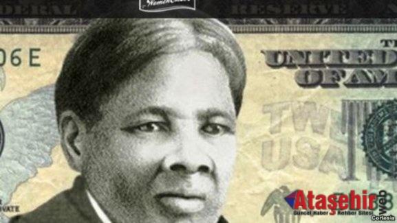 20 Dolarlık Banknotlara Yeni Yüz Geliyor