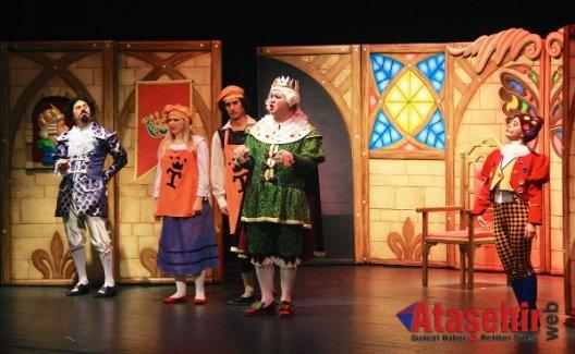 ETİ Çocuk Tiyatrosu Kanal D ekranlarında