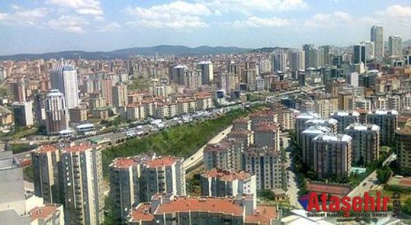İstanbul'da konut fiyatları uçtu