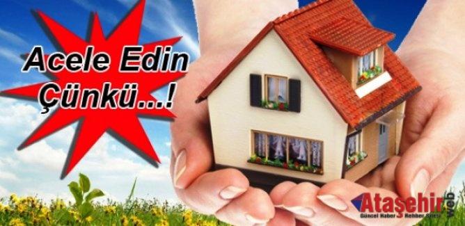 Konut Alacaklar Dikkat, Ev Fiyatları Artacak