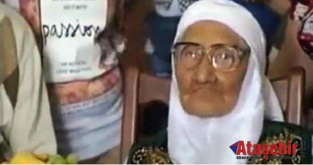 Gezegenin en yaşlı kadını, Rusya'da yaşıyor