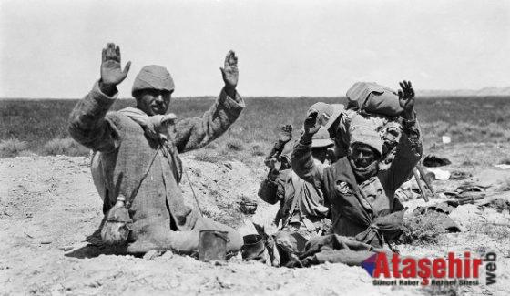 Kör Edilen 15.000 Türk Askeri