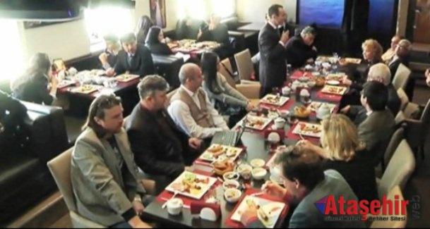Moskova'da Türk-Rus Dostluk İftarı düzenlendi