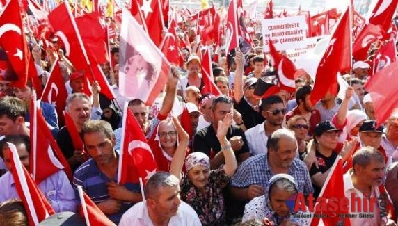 Avrupalı Türkler Darbe girişimini Almanya'da  protesto edilecek
