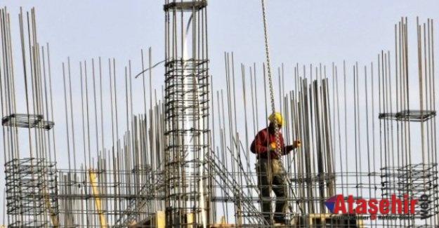 Bina inşaatı maliyet endeksi bir önceki çeyreğe göre %2,2 arttı
